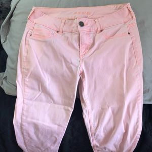 Maurices skinny jeans!